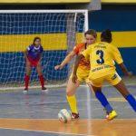 Campeonato de Futsal feminino