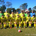 Assercoop participa do campeonato municipal de futebol de campo amador